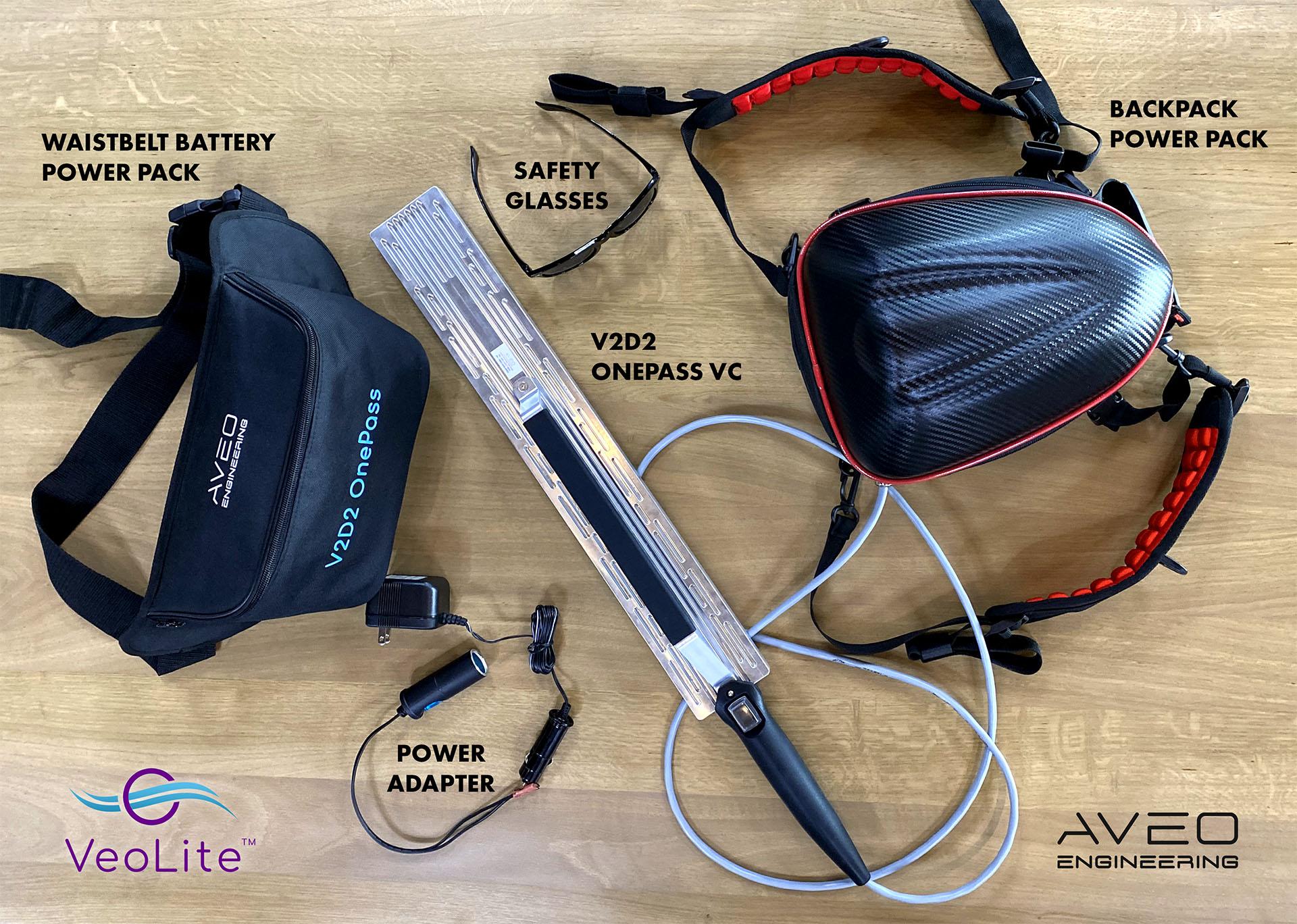 V2D2 Accessories